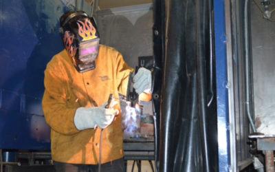 Construction Welding Skill Upgrade