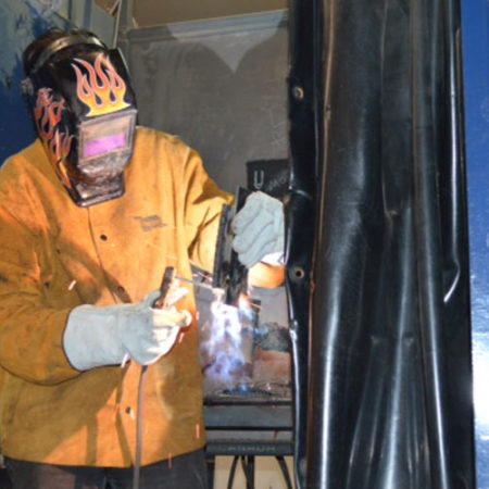 Manufacturing: Welding Skill Upgrade